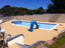 Pool Surround - After